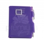 Pocket Calendra สีม่วงเข้ม